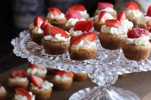 fraise dessert
