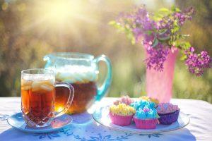 thé glacé thé passion