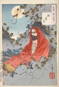 Les légendes du thé et Bodhi-Dharma
