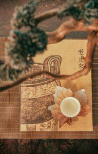 livre légendes autour du thé