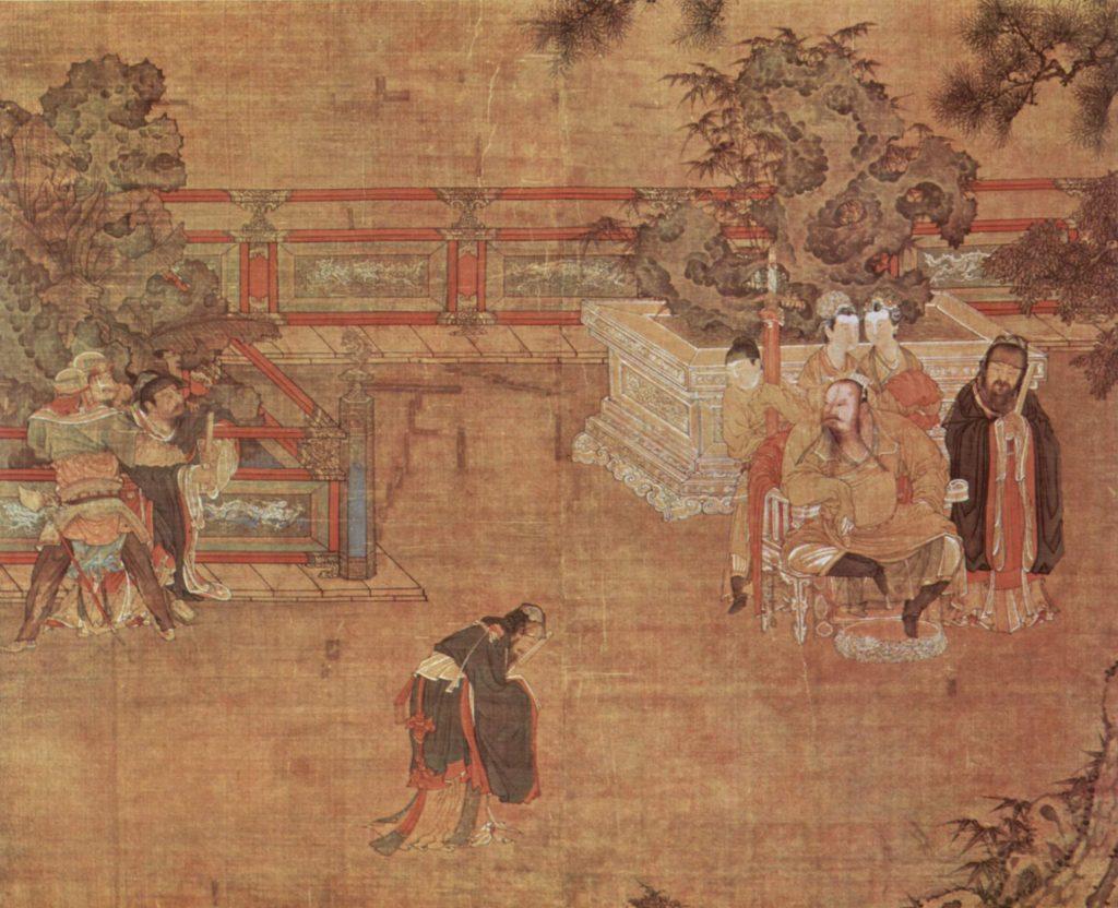 tableau dynastie song