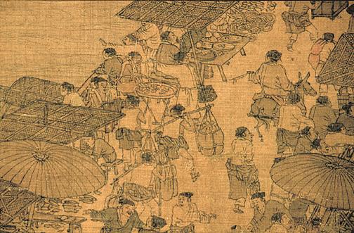 festival dynastie song thé