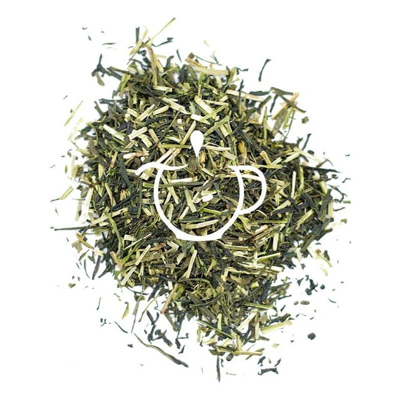 thé vert kukicha