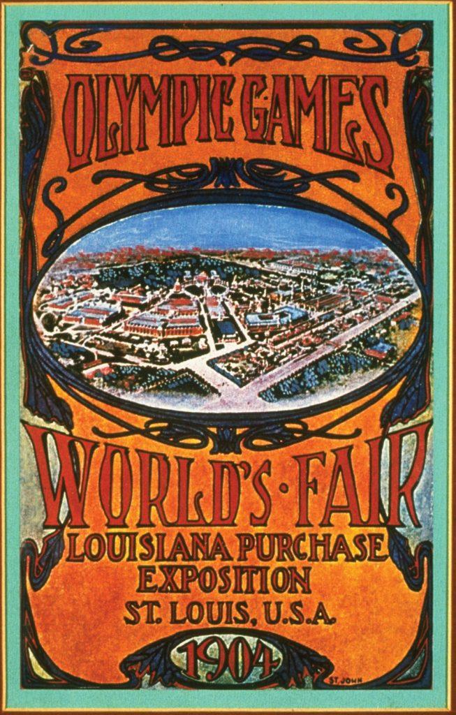 exposition saint louis 1904