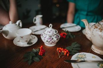 partager votre thé